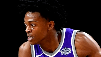 De'Aaron Fox Explains His Love For 'Dragon Ball Z' And What He Wants To Work On This Offseason