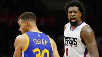 The Warriors Will Attempt To Sign DeAndre Jordan In Free Agency