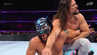 WWE 205 Not So Live 5/6/18: Catman's Brothers