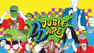 Attending The Double Dare Reboot Is A 90s Kid's (Delayed) Dream Come True