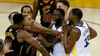 Draymond Green Said Tristan Thompson Can 'Meet Him In The Streets Any Day' To Settle Their Beef