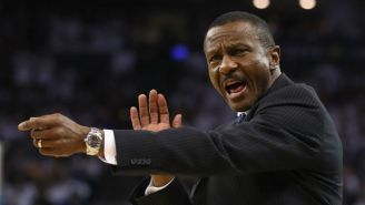 Dwane Casey Doesn't See Many Changes In This Year's Raptors Other Than Personnel