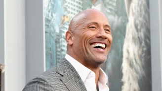Dwayne 'The Rock' Johnson Made A Pair Of Headphones To Wear During Tough Workouts