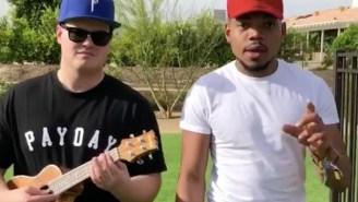 How Hip-Hop Ukelele Player Einer Bankz Became The Unlikeliest Rap Star