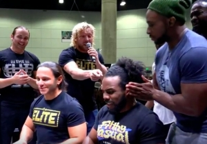 The New Day Faced The Elite In A 'Street Fighter' Showdown At E3