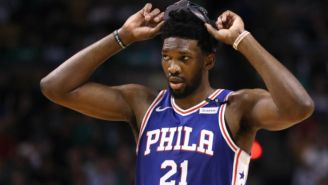 Joel Embiid Nearly Quit After Getting Dunked On During His First Scrimmage At Kansas