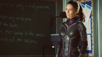 Evangeline Lilly Pokes Fun At Her Male Marvel Co-Stars For Complaining About Their Costumes