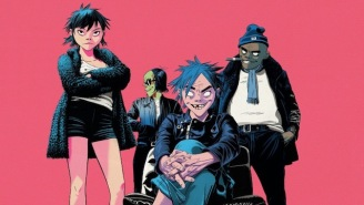 Gorillaz New Single 'Sorcererz' Is The Sleekest, Most Danceable Track Yet From Their New Album