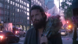 Father John Misty Walks The Early Morning Streets In His 'God's Favorite Customer' Video