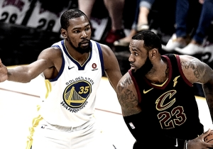 Game 3 Of The NBA Finals Showed LeBron James Needs What Kevin Durant Has