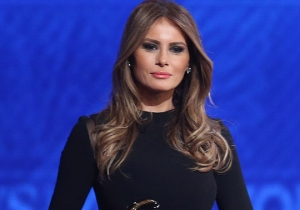 Peter Fonda's Tweets About Barron Trump Prompted Melania Trump To Notify The Secret Service