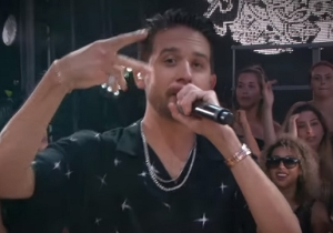 G-Eazy, Yo Gotti, and YBN Nahmir Ball Out While Performing '1942' On 'Jimmy Kimmel Live'