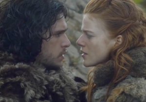 Jon Snow And Ygritte Are Married In Real Life, Proving That Love Is Still Alive And Kicking