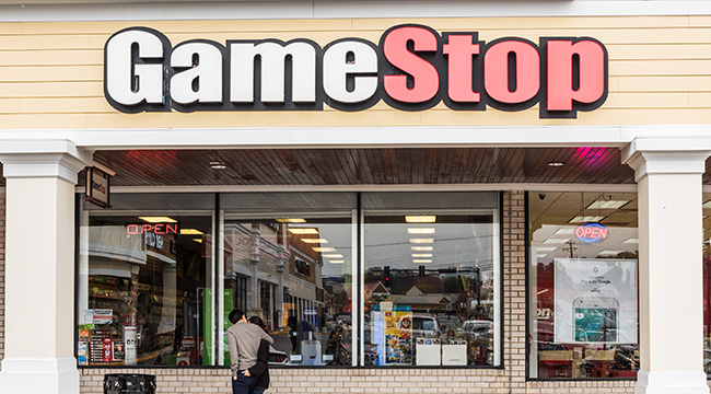 GameStop Is Reportedly Looking For A Buyer