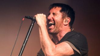 Nine Inch Nails Covered Joy Division's 'Digital' On A Tour That Is Already Delivering Nightly Surprises