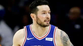 J.J. Redick Will Reportedly Stay With The 76ers On Another One-Year Deal