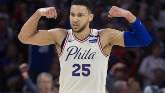 Ben Simmons Gave 'Egg Boy' A Shoutout On His Sneakers Against The Hornets