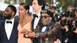 48 Hours At The Cannes Film Festival: Red Carpets, Cognac, 'BlacKkKlansman,' And Matt Dillon