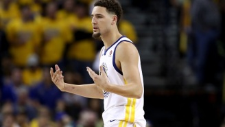 Klay Thompson Knows It's 'Gotta Hurt' To Lose To The Warriors When He And Steph Curry Have Off Nights