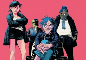 Exploring The Creation Of Gorillaz' Latest Album 'The Now Now' With Singer 2-D