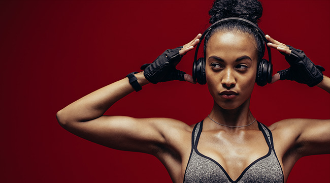 The Best Spotify Rap Workout Playlists To Follow Right Now