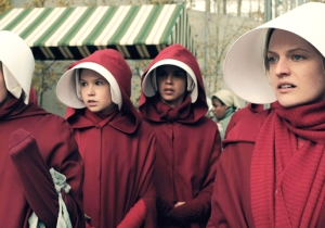 'The Handmaid's Tale' Snagged Oprah Winfrey For A Surprise Voice Cameo