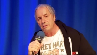 Bret Hart Deems Eric Bischoff 'Maybe The Single Stupidest Idiot That Ever Got Into Wrestling'