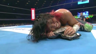 Hiromu Takahashi Was Rushed To The Hospital With A Neck Injury After NJPW's G1 Special