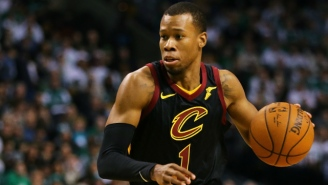 NBA Players Were Thrilled To See Rodney Hood Go Off In Game 3