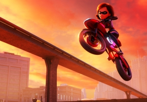 Pixar Pivots Masterfully To Eye Candy In The Spectacular 'The Incredibles 2'