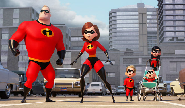 Secret 'Toy Story 4' Character May Have Appeared In 'Incredibles 2'