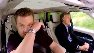 An Extended, Hour-Long Cut Of Paul McCartney's Carpool Karaoke Appearance Is Coming To CBS