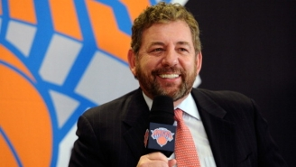 James Dolan Would Only Sell The Knicks For $5 Billion And Even That Might Not Be Enough