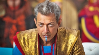 Jeff Goldblum Feels Confident That His Grandmaster Character Survived The Events Of 'Infinity War'