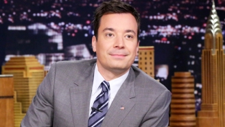 Jimmy Fallon Made A Surprise Speech To Stoneman Douglas High Graduates: 'Keep Changing The World'