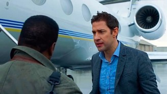 John Krasinski Activates 'Jack Ryan,' Desk Jockey Extraordinaire, In A New Trailer For The Amazon Series