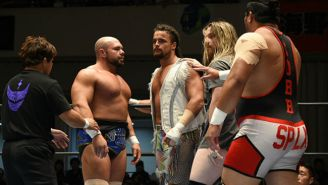 Juice Robinson Talks His Time In NXT And Why He Loves Working For New Japan Pro Wrestling