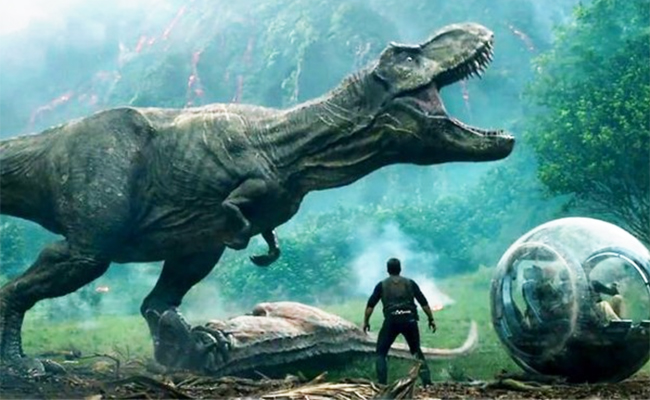 Jurassic World: Fallen Kingdom' Joins The Billion-Dollar Movie Club