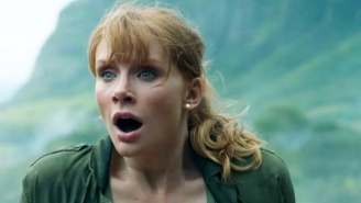 Bryce Dallas Howard Campaigned To Keep Her Character's Heels In 'Jurassic World: Fallen Kingdom'