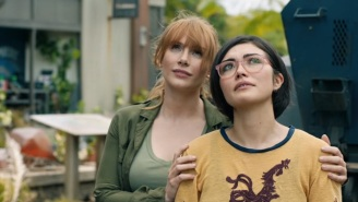 'Jurassic World: Fallen Kingdom' Cut A Scene With A Lesbian Reveal Due To Time Contraints