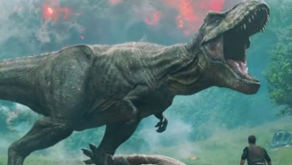 'Jurassic World: Fallen Kingdom' Features A Tearful Callback To 'Jurassic Park' That Has Fans Emotional
