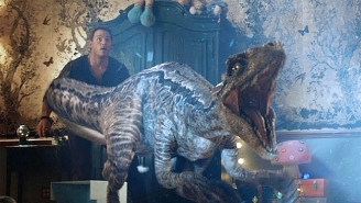 Tom Holland Moved From Spoiling The 'Avengers' To Spoiling 'Jurassic World: Fallen Kingdom' For Chris Pratt