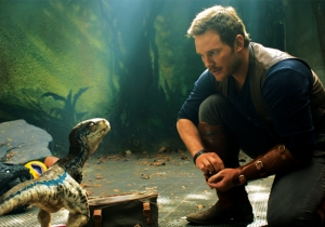 'Jurassic World: Fallen Kingdom' Is A Roller-Coaster Ride That Won't Let You Forget That It's A Business