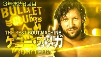 Kenny Omega Explains The IWGP Championship Scene And Why Tetsuya Naito Isn't An International Star