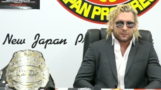 NJPW Announced Upcoming U.S. Matches, Including Kenny Omega's First Championship Defense
