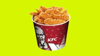 KFC Confirms It's Testing A Vegetarian Fried 'Chicken'