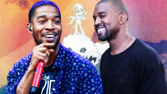 Kanye West And Kid Cudi's' 'Kids See Ghosts' Cements One Of The Most Compelling Duos In Hip-Hop