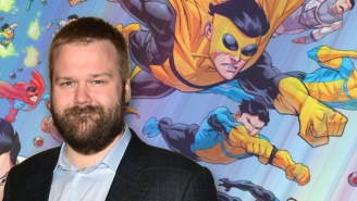 Robert Kirkman's First Amazon Project Will Be An Animated Adaptation Of His Comic Series 'Invincible'