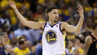 Klay Thompson Would Not Have Played On His Injured Leg If It Were The Regular Season