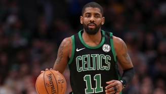 Kyrie Irving Recorded A Song For The 'Uncle Drew' Soundtrack